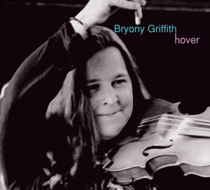 Bryony Griffith - Hover - Front Cover - Large